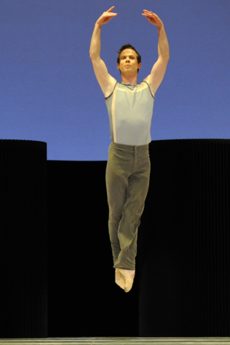 <p><em>Lyric Pieces:</em> James Barton in 'Elves' Dance'</p>. Credit: Roy Smiljanic.