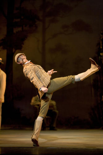 <p><em>Enigma Variations: </em>Rory Mackay as Hew David Steuart-Powell</p>. Credit: Bill Cooper.