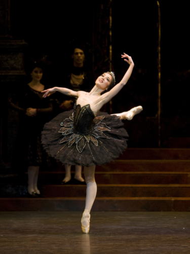 <p><em>Swan Lake:</em> Nao Sakuma as Odile</p>. Credit: Bill Cooper.