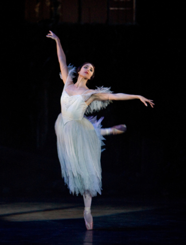 <p><em>Giselle:</em> Angela Paul as Zulme</p>. Credit: Bill Cooper.
