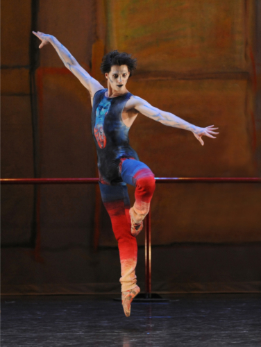 <p><em>The Dance House: </em>Jamie Bond</p>. Credit: Roy Smiljanic.