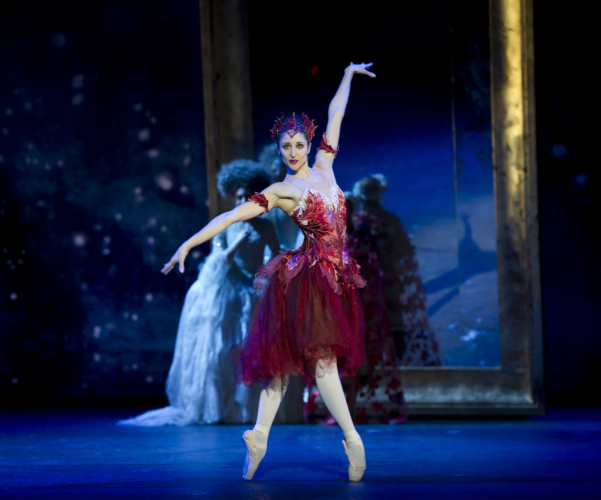 <p><em>Cinderella: </em>Angela Paul as Autumn</p>. Credit: Bill Cooper.