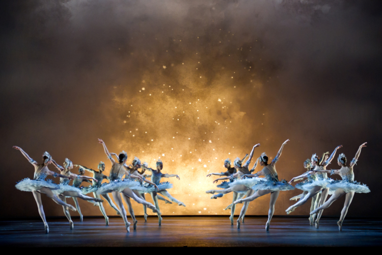 <p><em>Cinderella: </em>Artists of Birmingham Royal Ballet</p>. Credit: Bill Cooper.
