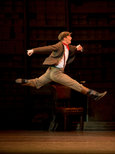 <p><em>Hobson's Choice:</em> Robert Parker as Will Mossop</p>. Credit: Bill Cooper.