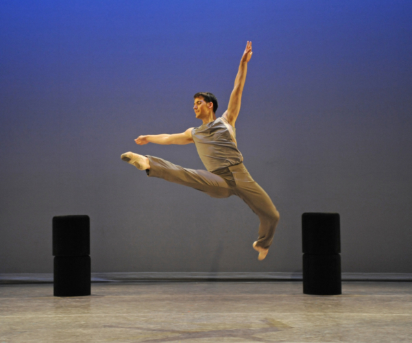 <p><em>Lyric Pieces:</em> Mathias Dingman in 'Norwegian Dance</p>. Credit: Roy Smiljanic.