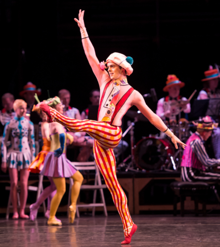 <p><em>Elite Syncopations</em>: Lachlan Monaghan in 'Hothouse Rag'</p>. Credit: Bill Cooper.
