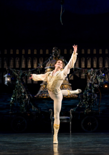 <p><em>Coppélia</em>: Mathias Dingman as Franz</p>. Credit: Bill Cooper​.