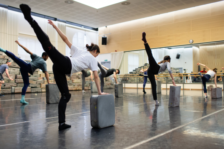 <p></p><p><em>Sense of Time</em>: Artists of Birmingham Royal Ballet</p><p></p>. Credit: Ty Singleton.