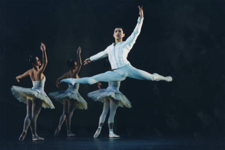<p><em>Concert Fantasy:</em><em></em> Chi Cao with Artists of Birmingham Royal Ballet</p>. Credit: Bill Cooper.